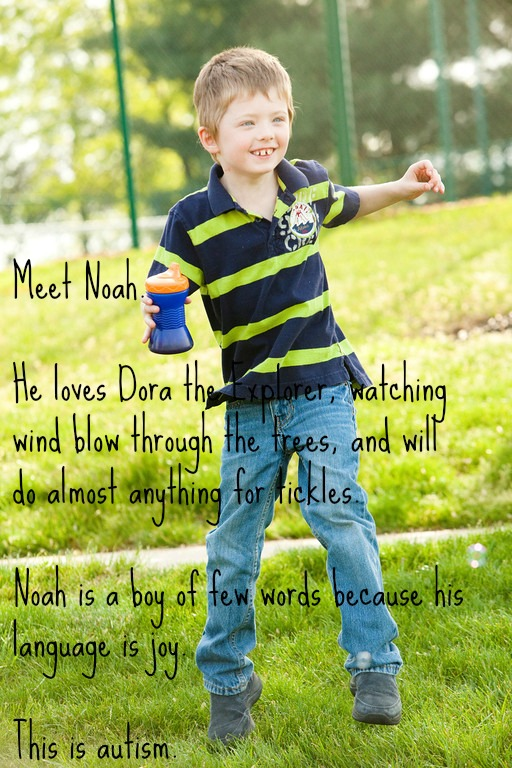 This is Noah
